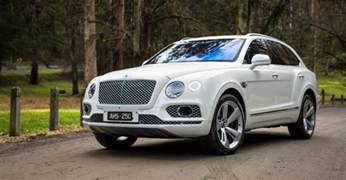 Price For A Bentley 2016 Bentley Bentayga Review Caradvice
