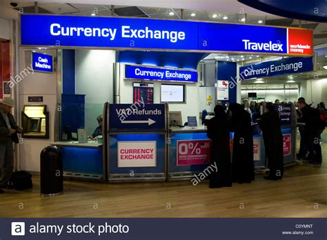 bureau de change gatwick airport bureau de change office operated by travelex at heathrow