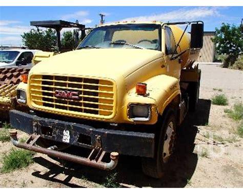 1997 gmc c7500 1997 gmc c7500 water truck for sale albuquerque nm