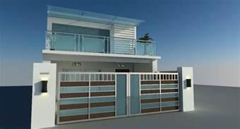 Designs ideas desain rumah minimalis homes modern balcony designs