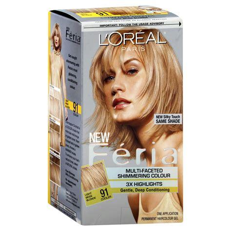 Dijamin Tancho Treatment Hair Dye L l oreal feria permanent haircolor gel cooler light beige 91 1 application
