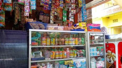 Rak Untuk Toko Sembako desain toko kelontong kecil modern
