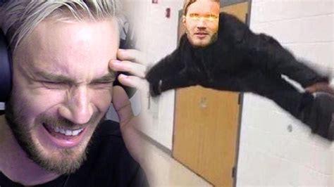 pewdiepie floor is quality content reacting to spicy pewdiepie memes