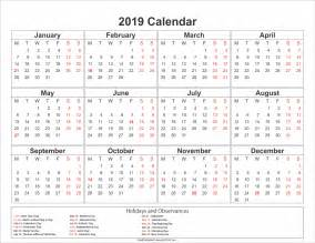 Calendar 2019 With Holidays Uk Free Printable Calendar 2019 With Holidays In Word Excel Pdf
