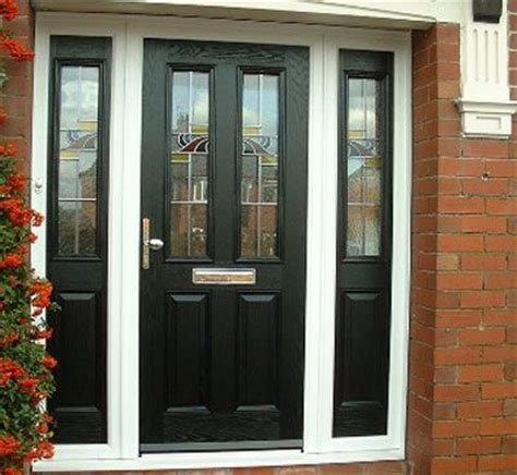 25 Best Ideas About Black Front Doors On Pinterest Exterior Door Uk