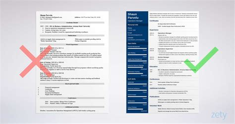 operations manager resume operations manager resume sle and complete guide 20