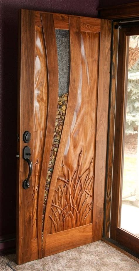 Handmade Wooden Doors - best 25 wooden doors ideas on wooden door