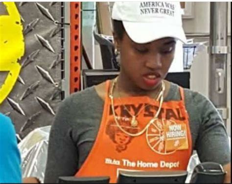 this home depot employee s photo went viral stirred up