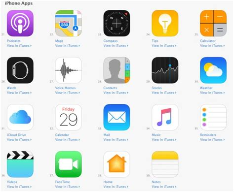 Apple Calendar App You Can Remove Stock Apple Apps In Ios 10 Updated