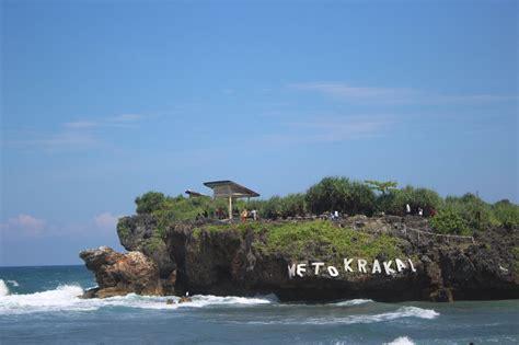 informasi wisata  tiket masuk pantai krakal gunung kidul