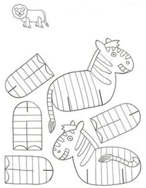 printable folding zoo animals folding paper zoo animals print out color cut out and