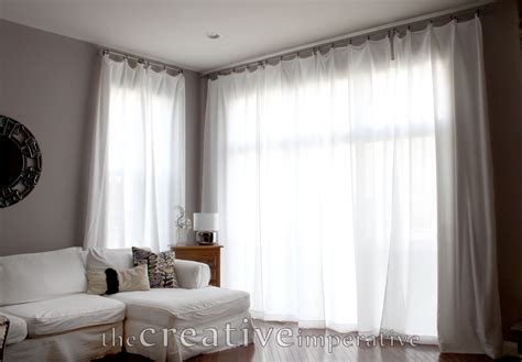 The Creative Imperative Extra Long Curtains For Super Cheap