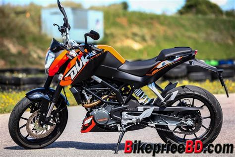 Ktm 125 Sports Bike Ktm Duke 125 All Bike Price In Bangladesh