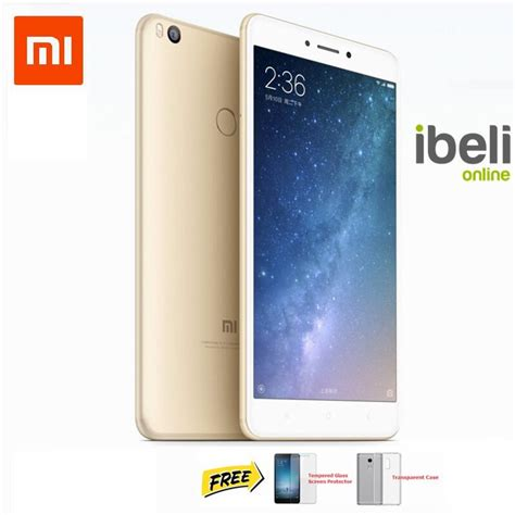 Xiaomi Mi Max 2 4gb Ram 64gb Rom xiaomi mi max 2 4gb ram 64gb rom global rom shopee