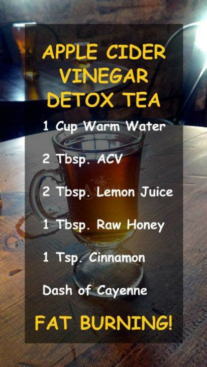 Apple Cider Vinegar Detox Juice Recipe by Best 25 Vinegar Weight Loss Ideas On Detox