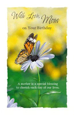 printable birthday cards for your mom mother is a blessing greeting card happy birthday