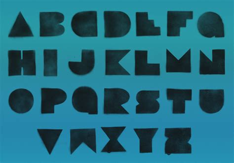 photoshop pattern letters stencil alphabet brush set free photoshop brushes at