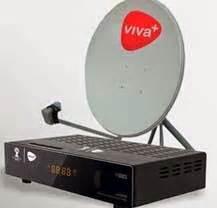 viva plus gratis biaya bulanan selamanya nonton tv pakai parabola