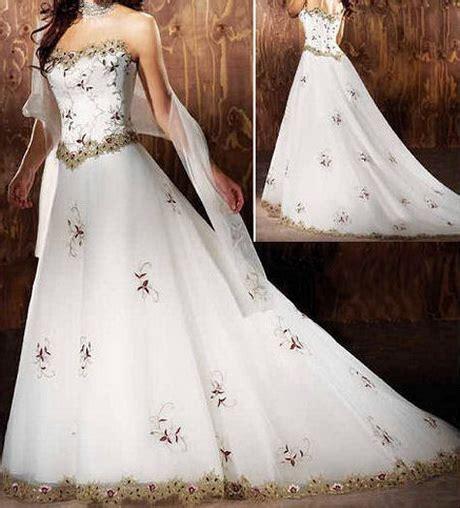 Hochzeitskleid Wei by Hochzeitskleider Wei 223 Rot