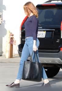 emma stone in jeans emma stone in tight jeans 06 gotceleb