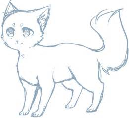 cat sketch by jaywlng on deviantart