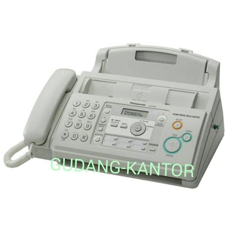 Mesin Fax Panasonic Kx Ft933 jual beli jual panasonic kx fp 701 mesin fax diskon baru