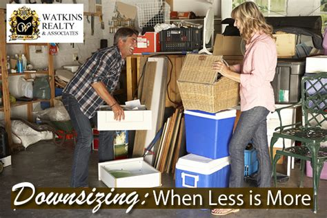 downsizing your home bowman group articles by category sell a house watkins realty