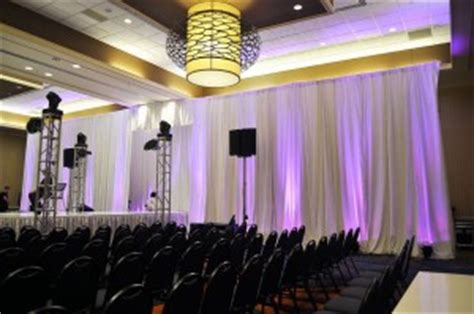 pipe and drape orlando pipe and drape rental orlando stage rental rent