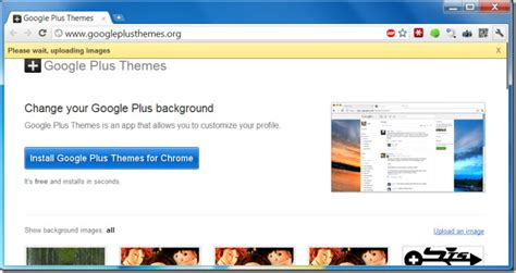 zenfone themes google plus themes for google plus adds background image in google
