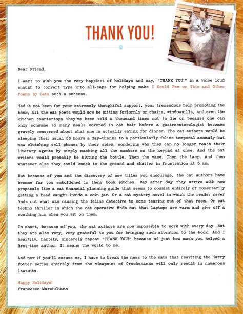 Thank You Letters by Icpot Thank You Letter Medium Large