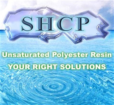 Resin Shcp Katalis singapore highpolymer chemical products unsaturated polyester resins