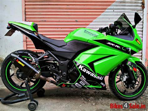 Kawasaki Ninja 250r Purple   image #111