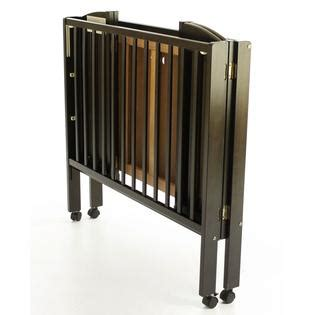 All In One Baby Cribs On Me All In One Portable Folding Crib Playpen Changing Station Espresso Baby