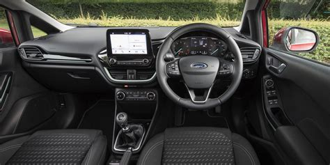 Reaganfordinterior by Ford Fiesta Interior And Infotainment Carwow