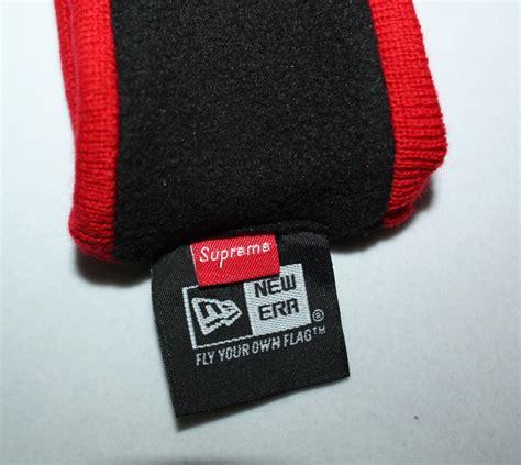 supreme retailer supreme new era headband retail