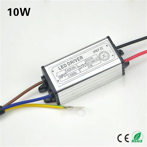 High Power Led 10w 9 5 10 5v White Emitter Bead Biji Led Ultra Bright popular led driver 10w buy cheap led driver 10w lots from