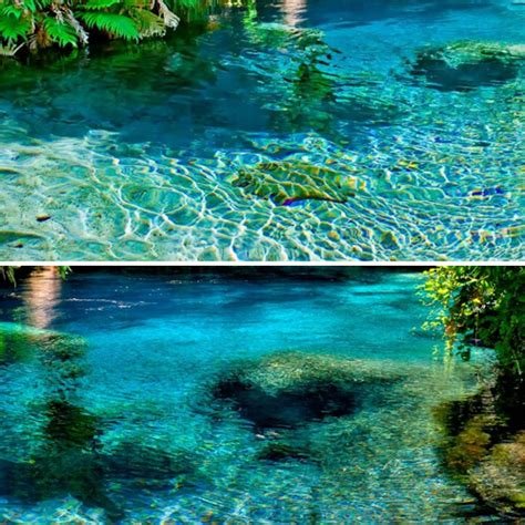 clearest ocean water in the world clearest water lakes in the world water look like mirror