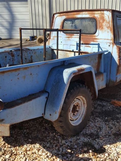 jeep tank for sale 1965 jeep j200 pickup complete less gas tank classic
