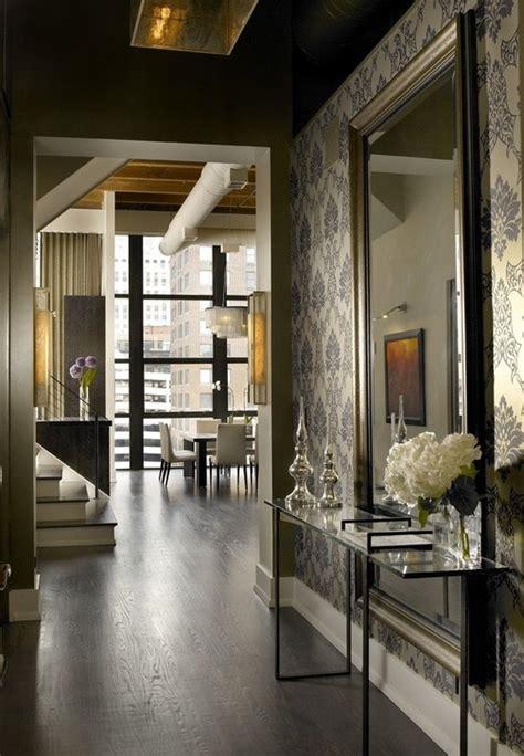 Remodel House Into Entryway 中式古典客厅玄关装修效果图 土巴兔装修效果图