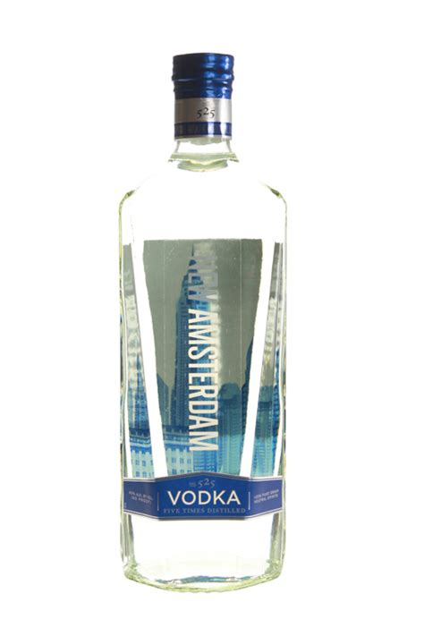 new amsterdam vodka 1 75l cellar com