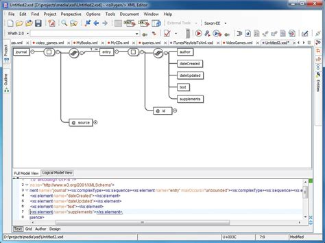 xml viewer tutorial sle xml schema file the best free software for your