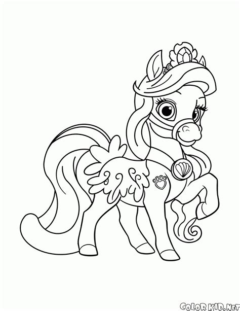 pony royale coloring pages coloring page pony drop