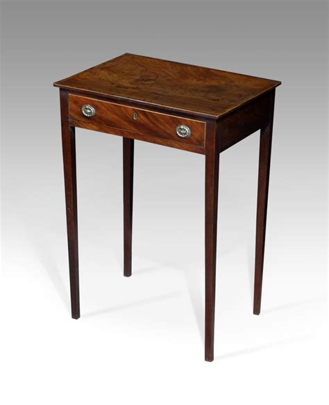Small End Tables Small Side Desk Merisier Side Table Or Small Desk Haunt Antiques For The Modern Interior