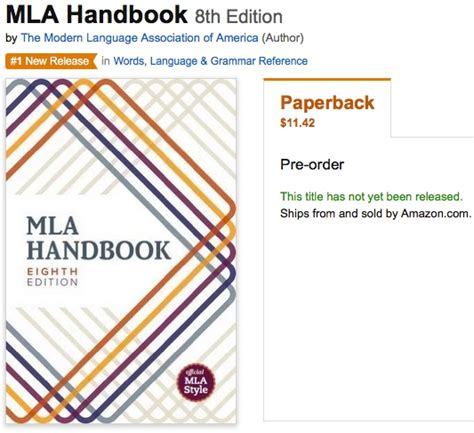 a pocket style manual 2016 mla update mla handbook for research papers 7th edition pdf paper
