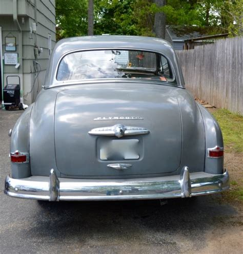 1950 plymouth 2 door coupe 1950 plymouth special deluxe 2 door coup for sale