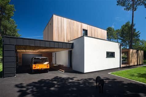 Construction Maison Passive Ossature Bois 4139 by Maison Passive Bioclimatique Avec Piscine Construction