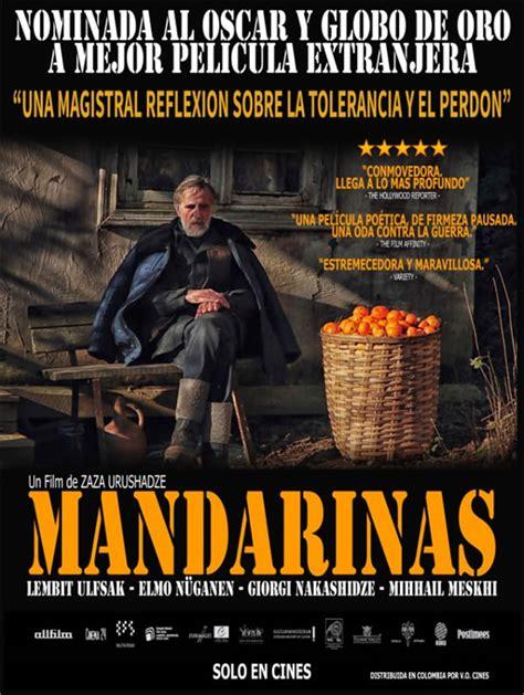 film eksen mandarin 2013 rese 241 a cr 237 tica de mandarinas tangerines ambientada en