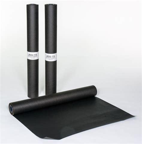 hardwood flooring underlayment felt paper asu 15 schillings