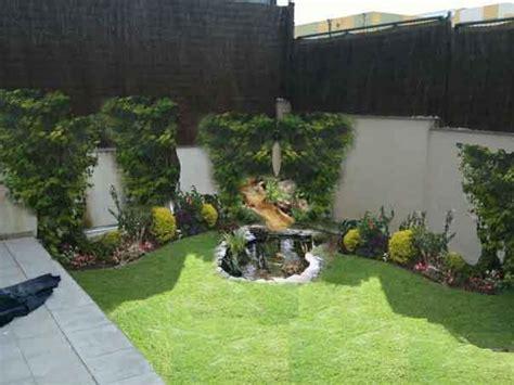 imagenes de jardines y patios pequeños dise 241 o y decoracion de jardines modernos peque 241 os o
