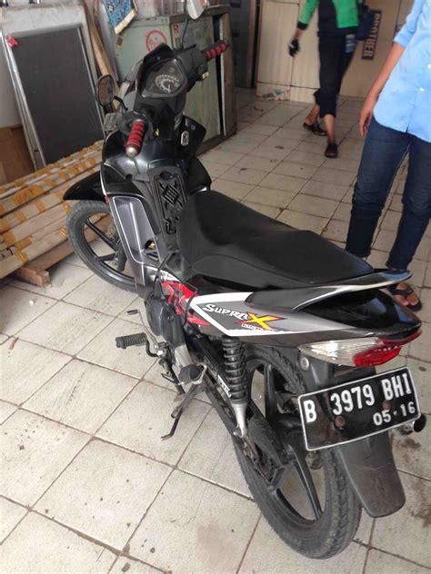 Dijual Supra X Mulus by Jual Motor Honda Supra X 125 Tr Th 2011 Mulus Jual